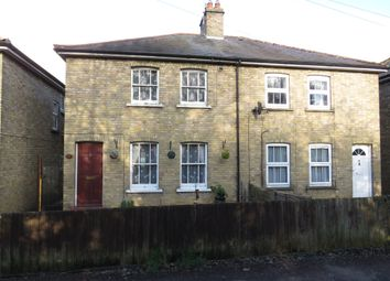 Thumbnail 3 bed semi-detached house for sale in Houldsworth Terrace, Newmarket