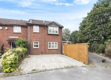 Thumbnail 1 bed end terrace house for sale in Snowdon Close, Thatcham