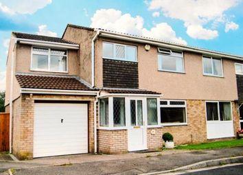 Thumbnail 4 bedroom semi-detached house for sale in Hunters Close, Hanham, Bristol