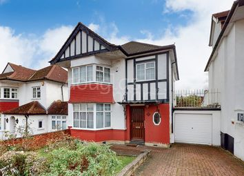 3 bed link-detached house for sale in Elliot Road, London NW4