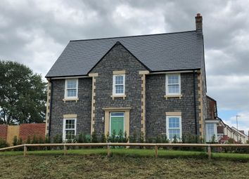 Thumbnail 4 bed detached house for sale in Knight Road, Wells