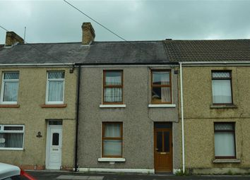 Thumbnail 3 bed terraced house for sale in West Street, Swansea