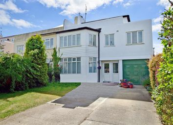 Thumbnail 2 bed maisonette for sale in Shaftesbury Avenue, Goring-By-Sea, Worthing, West Sussex