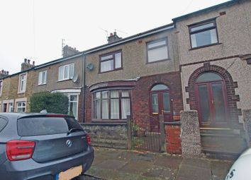 Thumbnail 3 bed terraced house for sale in Connaught Road, Lancaster