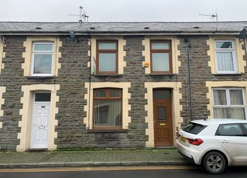 Thumbnail 3 bed terraced house for sale in Wyndham Street, Treherbert, Treorchy