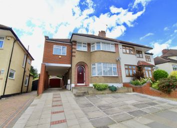 Thumbnail 5 bed semi-detached house for sale in Brunswick Gardens, Ilford