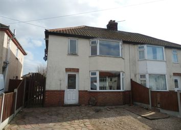 Thumbnail 3 bed semi-detached house for sale in Valley Road, Harwich