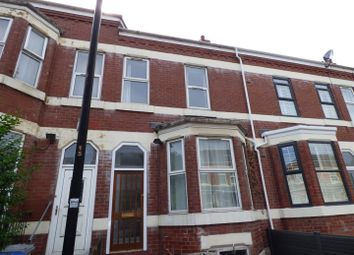 Thumbnail 3 bed terraced house to rent in Stamford Street, Old Trafford, Manchester