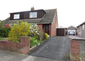 Thumbnail 3 bed semi-detached bungalow for sale in Suttle Close, Carlisle, Cumbria