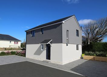 Thumbnail 3 bed detached house for sale in Riviera Way, Turnpike Road, Connor Downs, Hayle, Cornwall