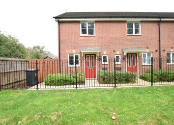 Thumbnail 2 bed end terrace house for sale in Sunderland Close, Carbrooke, Thetford