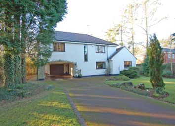 Thumbnail 4 bed detached house for sale in Western Way, Ponteland, Newcastle Upon Tyne