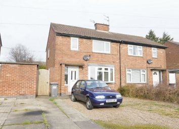 Thumbnail 3 bedroom semi-detached house for sale in 41 St Stephens Square, Acomb, York
