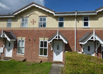 Thumbnail 2 bedroom end terrace house to rent in Padstow Drive, Stafford