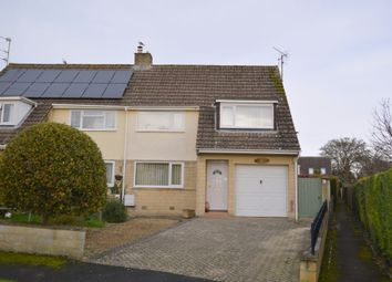 Thumbnail 3 bed semi-detached house for sale in Danvers Road, Corsham
