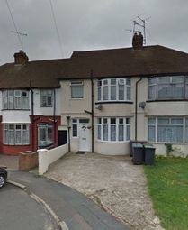 Thumbnail 3 bed terraced house to rent in Dunstable Close, Luton