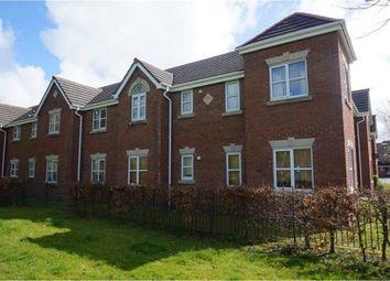 Thumbnail 2 bed flat for sale in Delph Drive, Burscough, Ormskirk, Lancashire