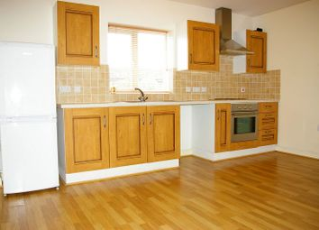 Thumbnail 2 bed flat to rent in Redwood Court, Bull Head Street, Wigston, Leicester