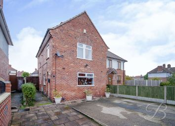Thumbnail 3 bed semi-detached house for sale in Byron Street, Newstead Village, Nottingham