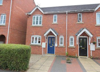 Thumbnail 2 bed semi-detached house to rent in Ruddle Way, Langham, Oakham
