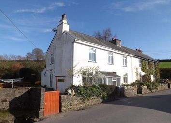 Thumbnail 3 bed end terrace house for sale in Whitchurch Road, Whitchurch, Tavistock