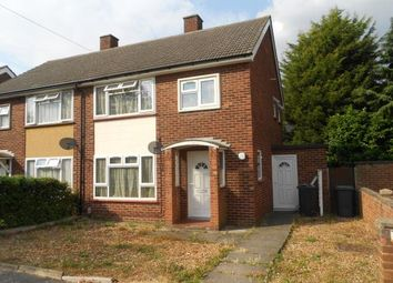 Thumbnail 3 bed end terrace house for sale in Barley Way, Bedford, Bedfordshire