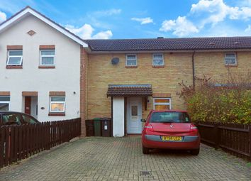 Thumbnail 2 bed terraced house to rent in Holbein Close, Swindon, Wiltshire