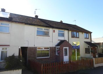 Thumbnail 3 bed terraced house for sale in Oxengate, Arnold, Nottingham