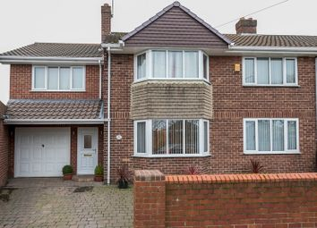 Thumbnail 4 bed semi-detached house for sale in Northway, Maghull, Merseyside