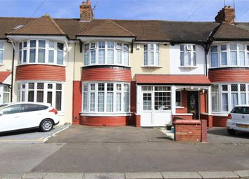 Thumbnail 3 bedroom terraced house for sale in Broadhurst Avenue, Seven Kings, Essex