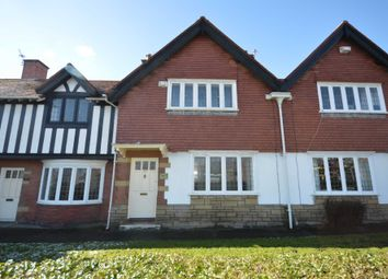 Thumbnail 2 bed terraced house for sale in New Chester Road, New Ferry, Wirral