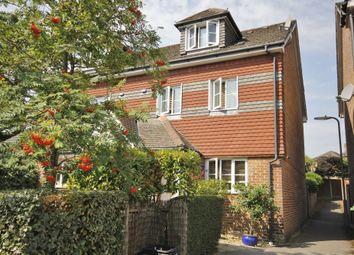 Thumbnail 3 bed town house for sale in Yachtsman Close, Bursledon, Southampton