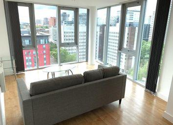 Thumbnail 2 bed flat to rent in Sirius, 90 Navigation Street, Birmingham