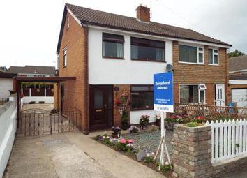 Thumbnail 3 bed semi-detached house for sale in Kingsbury Close, Flint, Flintshire