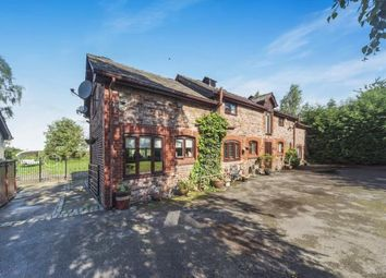 Thumbnail 5 bedroom barn conversion for sale in Dairy House Lane, Dunham Massey, Altrincham, Greater Manchester