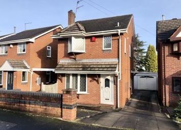 3 bed detached house for sale in Chesterwood Road, Burslem, Stoke, Staffs ST6