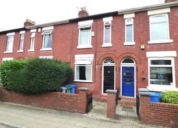 Thumbnail 2 bed terraced house to rent in Borough Road, Altrincham