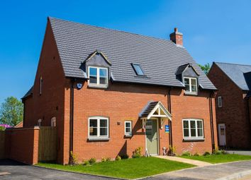 Thumbnail 3 bed detached house for sale in Northampton Road, West Haddon, Northampton
