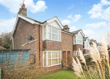 Thumbnail 2 bedroom terraced house to rent in Mill Road, Lewes