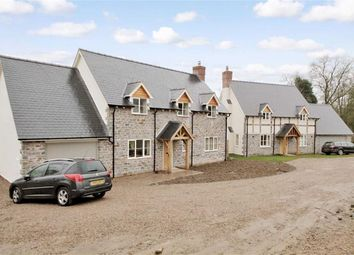 Thumbnail 4 bedroom detached house for sale in Bwlch-Y-Cibau, Llanfyllin
