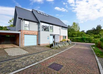Thumbnail 5 bed detached house for sale in Shoesmith Lane, Kings Hill, West Malling, Kent