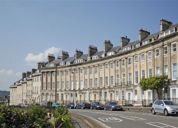 Thumbnail 1 bedroom flat to rent in Camden Crescent, Bath