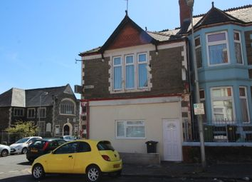 Thumbnail 2 bedroom flat for sale in Brithdir Street, Cathays, Cardiff
