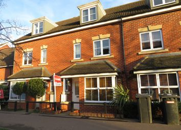 Thumbnail 4 bed town house for sale in West Lake Avenue, Hampton Vale, Peterborough