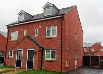 Thumbnail 3 bed semi-detached house to rent in Tyne Close Aspley, Nottingham