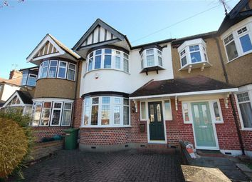 Thumbnail 3 bed terraced house for sale in Cornwall Road, Ruislip Manor, Ruislip