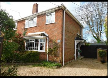 Thumbnail 3 bed semi-detached house for sale in Calmore Road, Old Calmore, Totton