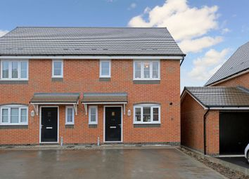 Thumbnail 3 bed semi-detached house for sale in Coalport Road, Broseley, Shropshire.