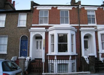 Thumbnail 1 bed flat to rent in Disraeli Road, Putney, London