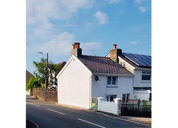 Thumbnail 2 bed cottage for sale in Parklands Road, Penybanc, Ammanford